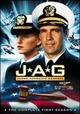 Cover Dvd DVD J.A.G. - Avvocati in divisa