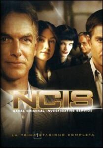 NCIS. Naval Criminal Investigative Service. Stagione 1 (Serie TV ita) (6 DVD) - DVD