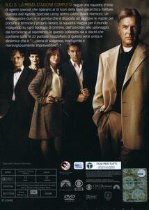 NCIS. Naval Criminal Investigative Service. Stagione 1 (Serie TV ita) (6 DVD) - DVD - 2
