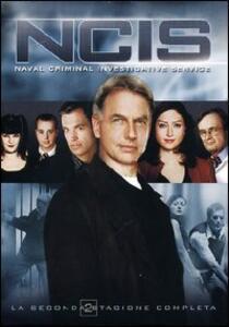 NCIS. Naval Criminal Investigative Service. Stagione 2 (Serie TV ita) (6 DVD) - DVD