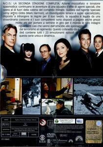 NCIS. Naval Criminal Investigative Service. Stagione 2 (Serie TV ita) (6 DVD) - DVD - 2