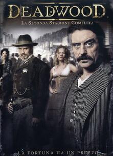 Deadwood. Stagione 02 (4 DVD) - DVD