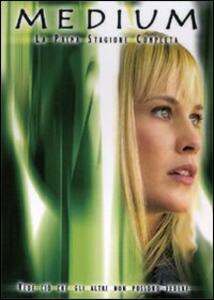 Medium. Stagione 1 (Serie TV ita) (4 DVD) - DVD
