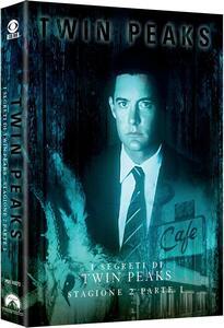 Twin Peaks. I segreti di Twin Peaks. Stagione 2. Parte 1 (Serie TV ita) (3 DVD)<span>.</span> Special Edition di David Lynch - DVD