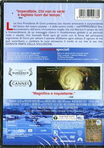 Una scomoda verità di Davis Guggenheim - DVD - 2