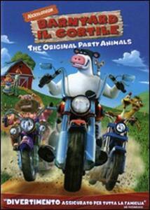 Barnyard. Il cortile di Steve Oedekerk - DVD