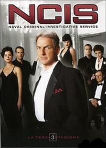 NCIS. Naval Criminal Investigative Service. Stagione 3 (Serie TV ita) (7 DVD) - DVD