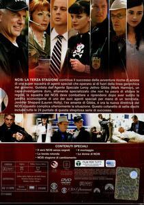 NCIS. Naval Criminal Investigative Service. Stagione 3 (Serie TV ita) (7 DVD) - DVD - 2