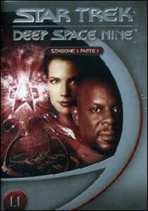 Star Trek. Deep Space Nine. Stagione 1. Parte 1 (3 DVD) - DVD