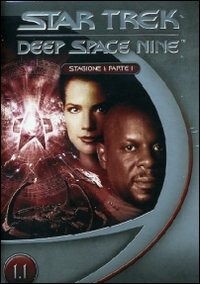 Locandina Star Trek - Deep Space Nine