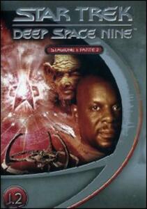 Star Trek. Deep Space Nine. Stagione 1. Parte 2 (3 DVD) - DVD