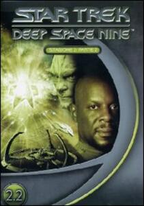 Star Trek. Deep Space Nine. Stagione 2. Parte 2 (4 DVD) - DVD