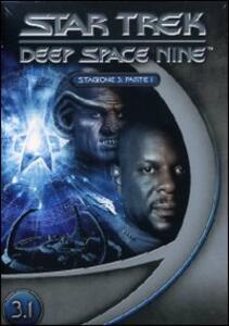 Star Trek. Deep Space Nine. Stagione 3. Parte 1 (3 DVD) - DVD