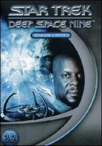 Star Trek. Deep Space Nine. Stagione 3. Parte 2 (3 DVD) - DVD