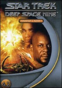 Star Trek. Deep Space Nine. Stagione 4. Parte 2 (4 DVD) - DVD