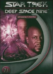 Star Trek. Deep Space Nine. Stagione 7. Parte 1 (4 DVD) - DVD