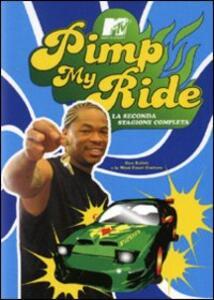 Pimp My Ride. Stagione 2 (3 DVD) - DVD
