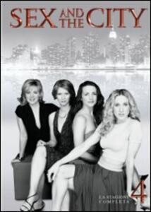 Sex and the City. Stagione 04 (3 DVD) - DVD