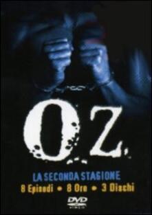 Oz. Stagione 2 (Serie TV ita) (3 DVD) di Adam Bernstein,Gregory Dark - DVD
