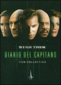 Star Trek. Diario del capitano. Fan Collection (5 DVD) - DVD