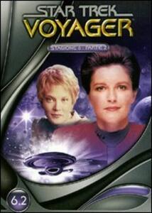 Star Trek. Voyager. Stagione 6. Vol. 2 (4 DVD) - DVD