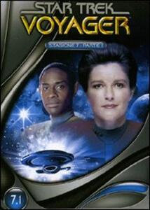 Star Trek. Voyager. Stagione 7. Vol. 1 (3 DVD) - DVD