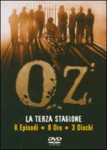 Oz. Stagione 3 (Serie TV ita) (3 DVD) di Adam Bernstein,Gregory Dark - DVD