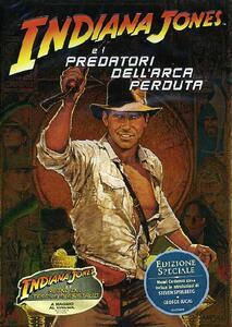 Indiana Jones e i predatori dell'arca perduta<span>.</span> Edizione speciale di Steven Spielberg - DVD