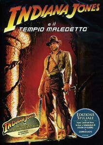 Indiana Jones e il tempio maledetto<span>.</span> Edizione speciale di Steven Spielberg - DVD