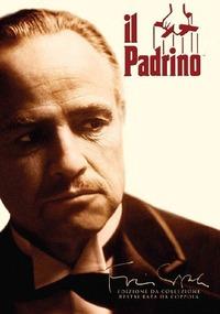 Cover Dvd Il padrino
