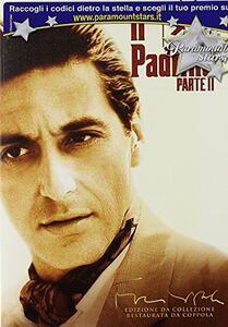 Il padrino. Parte seconda di Francis Ford Coppola - DVD