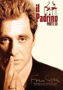 Il padrino. Parte terza di Francis Ford Coppola - DVD