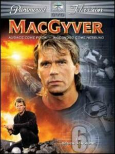 MacGyver. Stagione 6 (6 DVD) - DVD