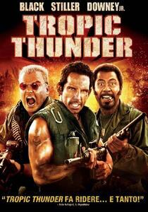 Tropic Thunder di Ben Stiller - DVD