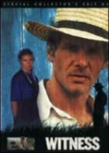 Witness. Il testimone<span>.</span> Edizione speciale di Peter Weir - DVD