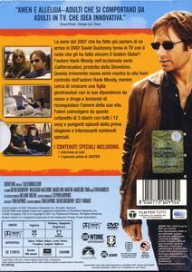 Californication. Stagione 1 (3 DVD) - DVD - 2
