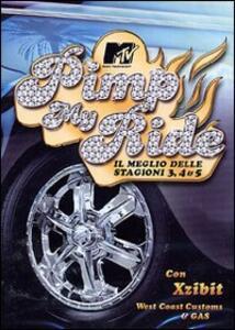 Pimp My Ride. Il meglio delle stagioni 3, 4 e 5 - DVD