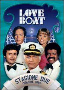 Love Boat. Stagione 2. Vol. 1 (4 DVD) - DVD