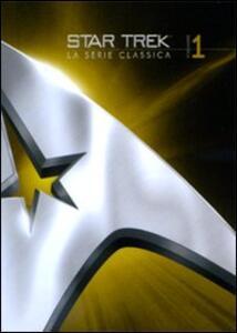 Star Trek. La serie classica. Stagione 1 (8 DVD) - DVD