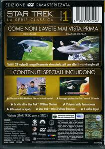 Star Trek. La serie classica. Stagione 1 (8 DVD) - DVD - 2