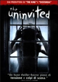 Cover Dvd The Uninvited