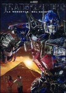 Transformers. La vendetta del caduto (1 DVD) di Michael Bay - DVD
