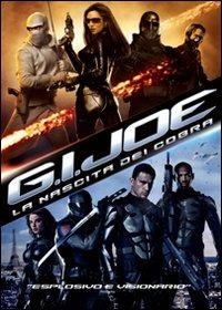 Cover Dvd G.I. Joe. La nascita dei Cobra