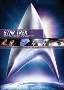 Star Trek VI. Rotta verso l'ignoto di Nicholas Meyer - DVD