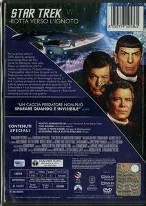 Star Trek VI. Rotta verso l'ignoto di Nicholas Meyer - DVD - 2