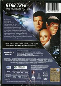 Star Trek. The Motion Picture di Robert Wise - DVD - 2