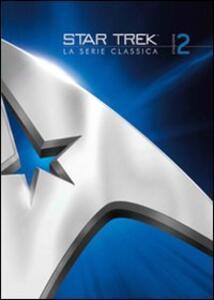 Star Trek. La serie classica. Stagione 2 (8 DVD) - DVD