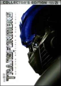 Transformers (2 DVD)<span>.</span> Collector's Edition di Michael Bay - DVD
