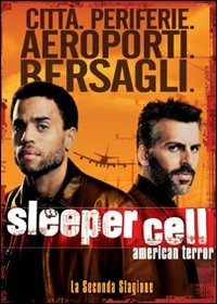 Cover Dvd Sleeper Cell. Stagione 2