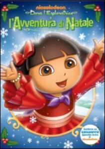 Dora l'esploratrice. L'avventura di Natale - DVD